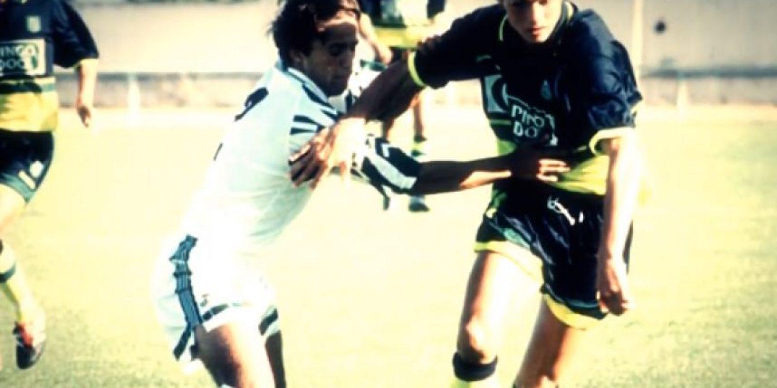 En la grabación aparecen imágenes que tal vez desconocían Foto:Facebook: Sporting Clube de Portugal