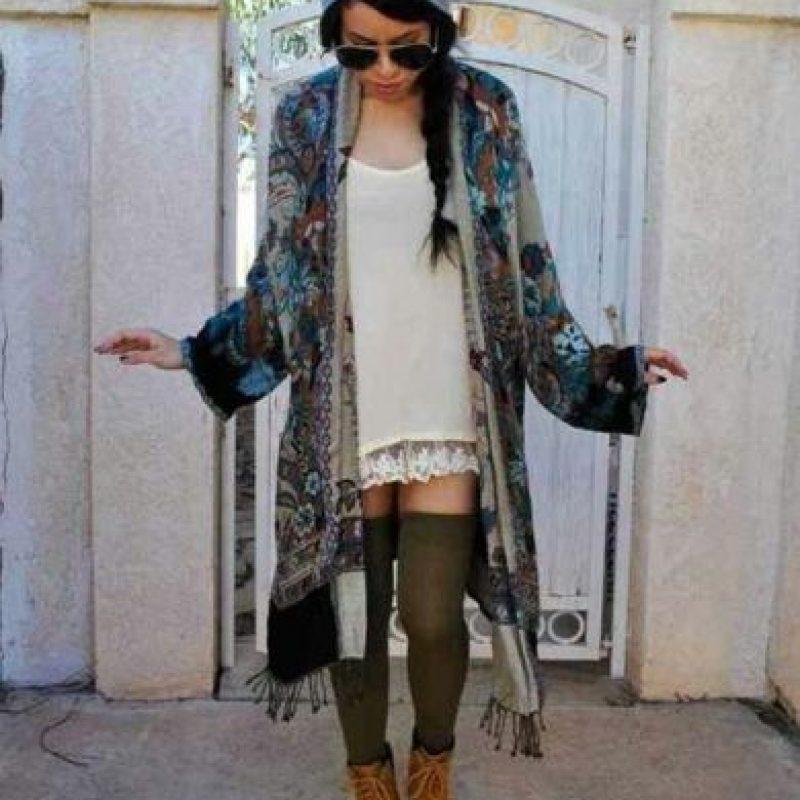 """Desde ahí se comenzó a compartir el estilo de vida hipster como algo """"distinto"""" a lo que imperaba en las revistas de moda, pero también atractivo. Foto:Pinterest"""