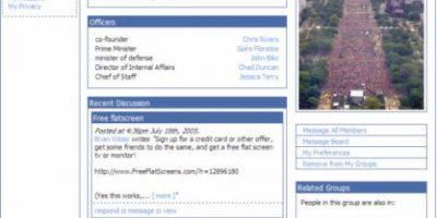 FOTOS: Así ha cambiado Facebook a 11 años de su lanzamiento