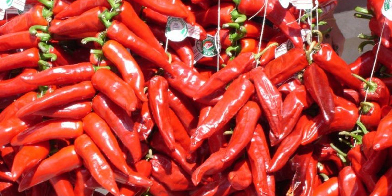 9. Ají o chile Foto:Wikimedia