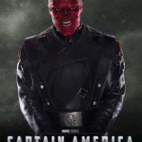 """Al mítico """"Red Skull"""", enemigo del """"Capitán América"""" Foto:Marvel"""