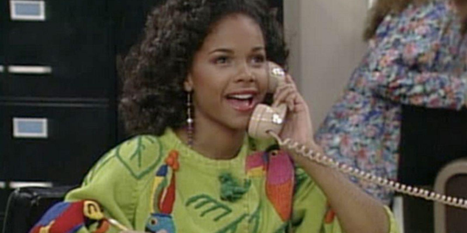 Durante su participación en el show de TV Foto:NBC