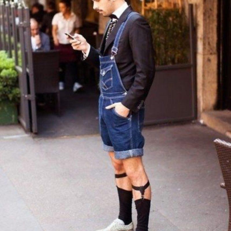También los coolhunters y otros lugares donde se comparte el streetstyle (no al nivel de las Fashion Weeks), contribuyeron a que todos los hipsters hoy por hoy piensen que se ven realmente fenomenales. Foto:Pinterest