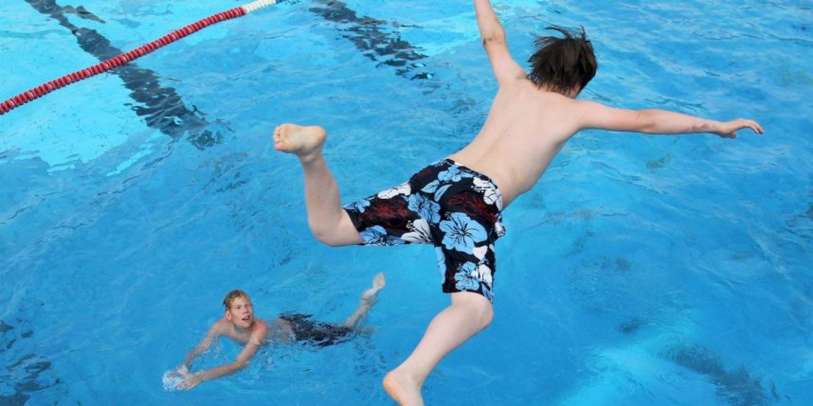 Una profundidad en torno a 1,40-1,50 m será la ideal para esa primera etapa Foto:Getty Images