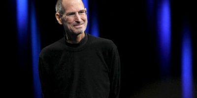 Steve Jobs. La nariz larga es un rasgo más de los hombres con éxito mundial, según la investigación inglesa. Foto:Getty Images