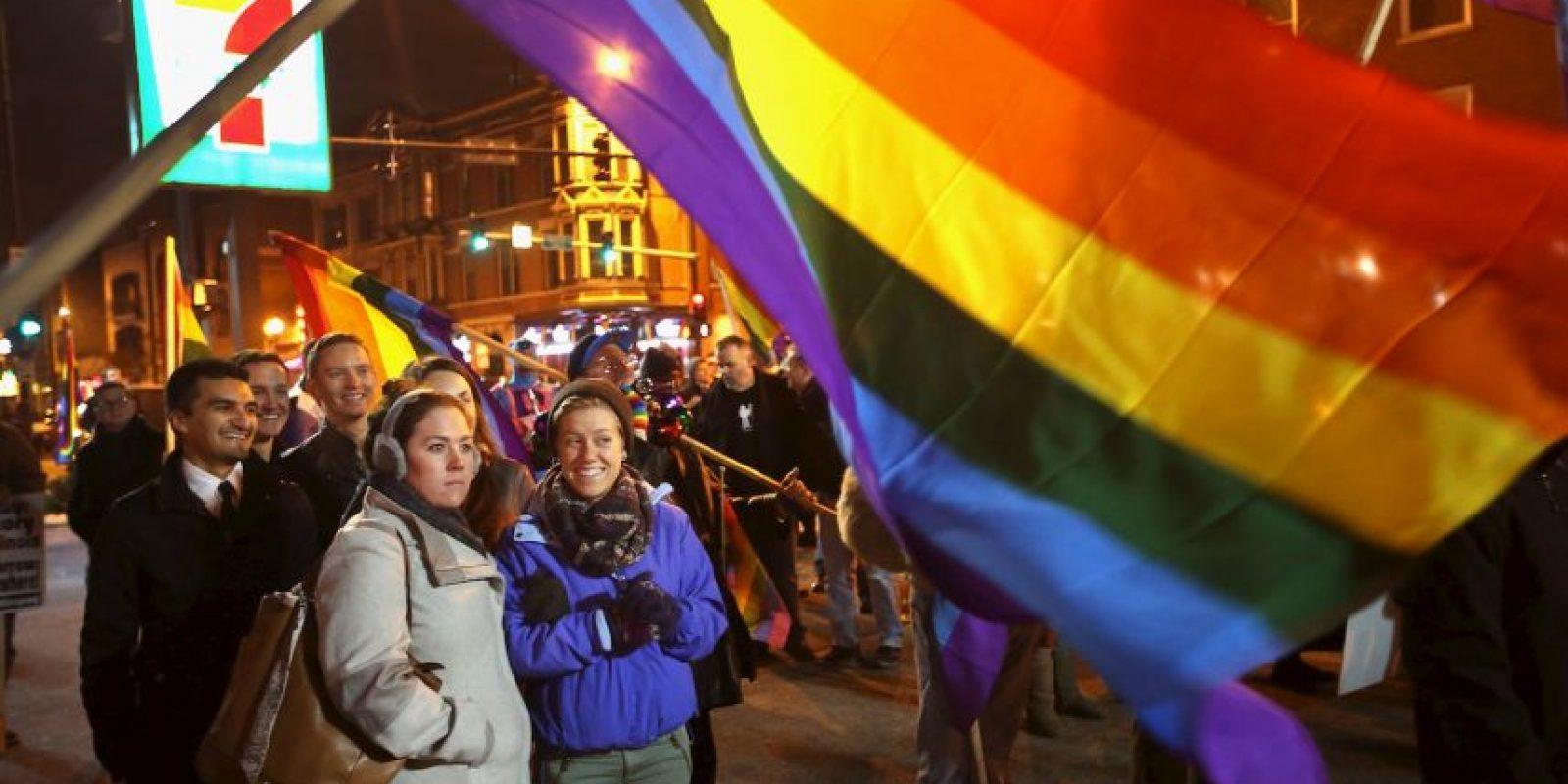 """5. Dicha ley prohibe la """"propaganda de las relaciones sexuales no tradicionales cerca de los menores"""". Foto:Getty"""