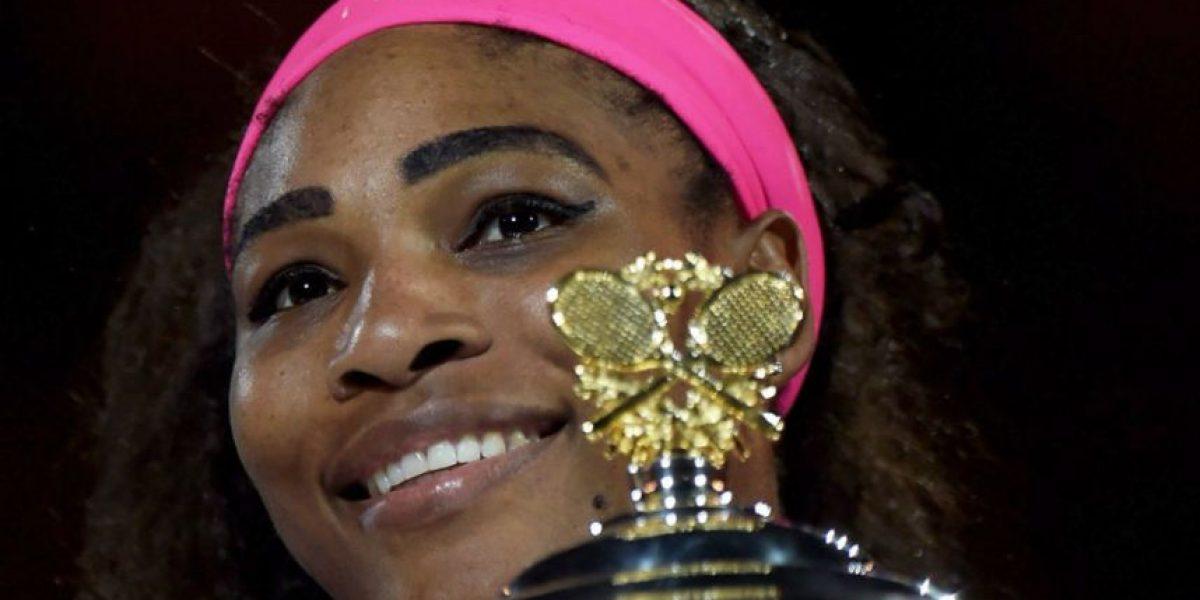 Serena es insaciable