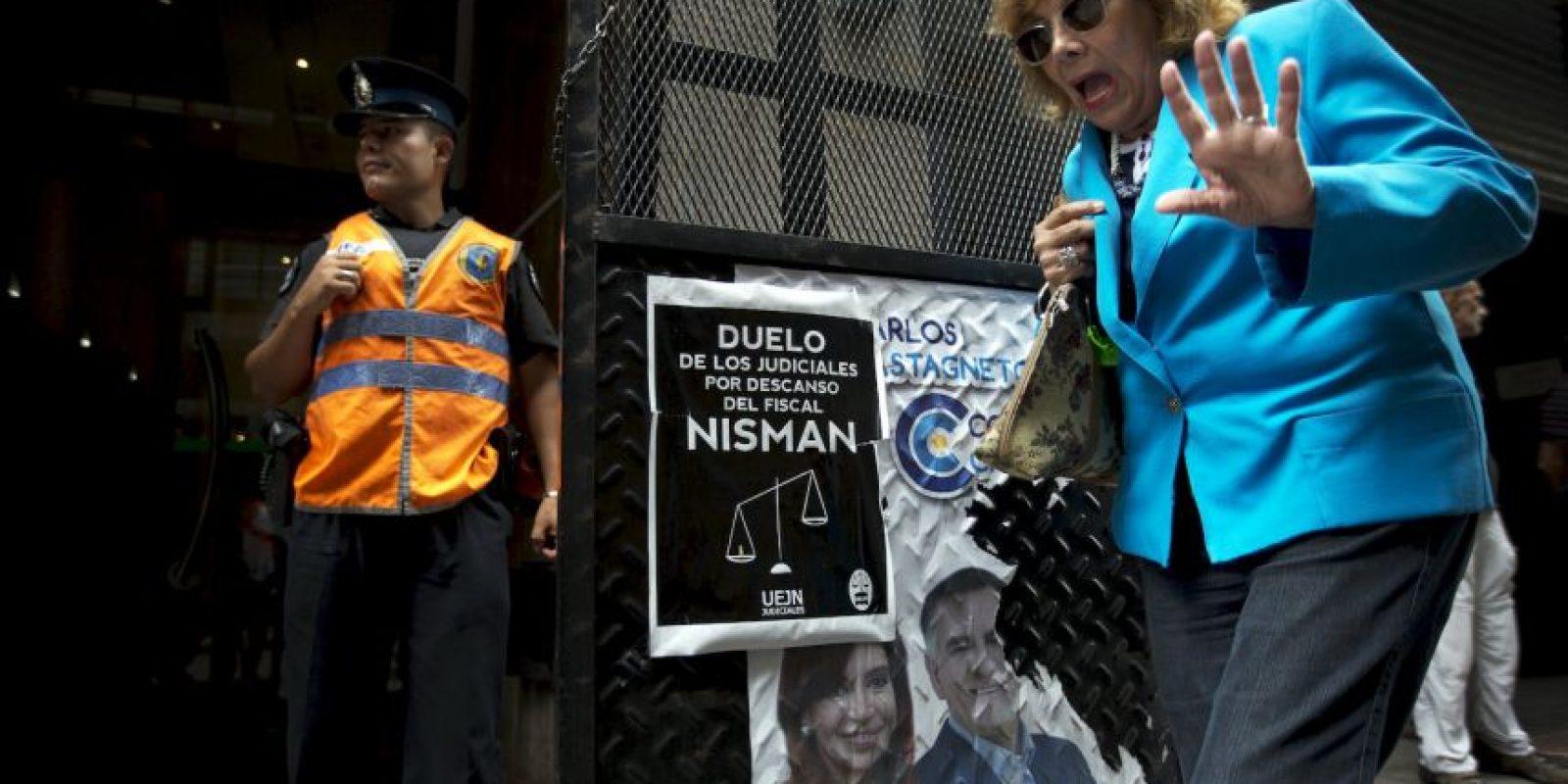 Los argentinos atentos a lo que pasará este año a nivel político. Foto:AP