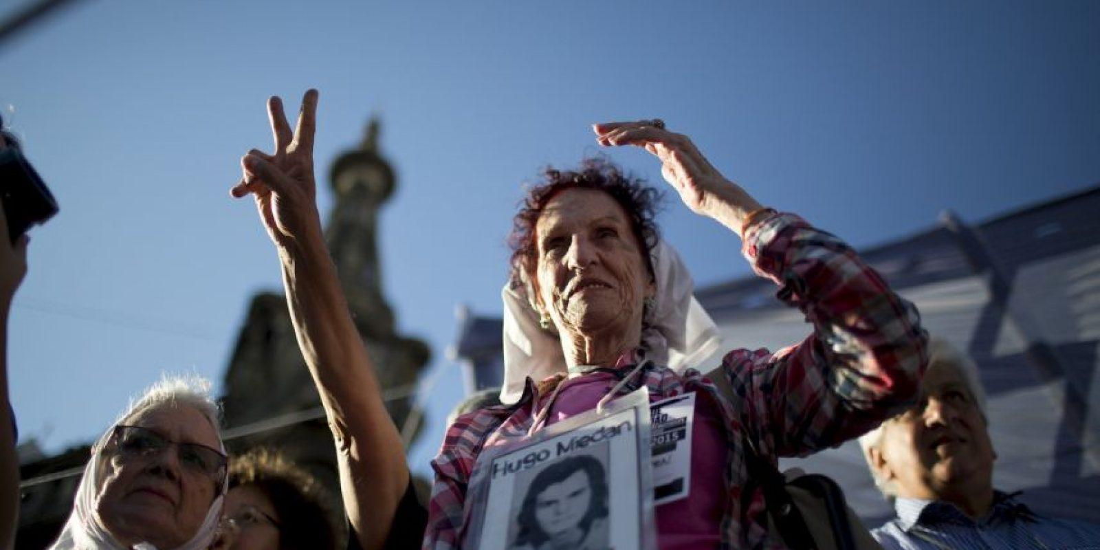 Argentina vive hoy un cambio político y social. Foto:AP