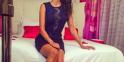 Fanny Neguesha Foto:Instagram: @thisisfannyneguesha