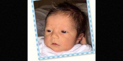 5 de febrero: Shakira comparte foto de Sasha Pirqué, su segundo hijo Foto:http://www.worldbabyshower.org/es