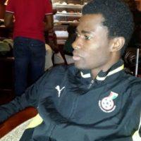Razak Brimah nació en Accra, Ghana. Foto:twitter.com/RazakBrimah