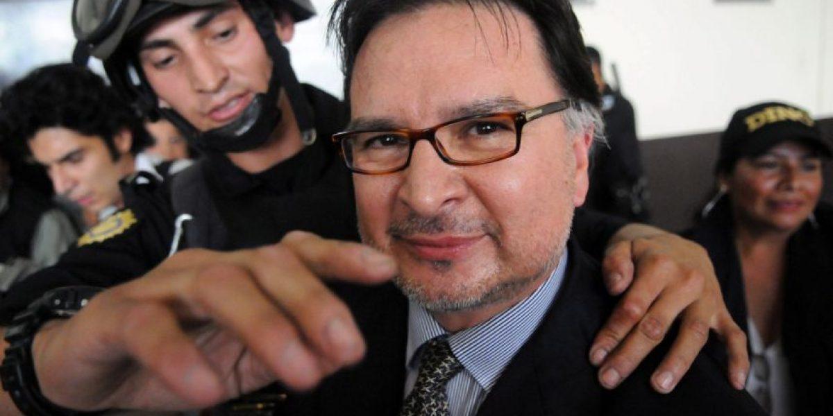 Alfonso Portillo tendrá guardia presidencial