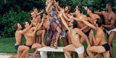 Ahora protagoniza la campaña de Barney´s de Nueva York Foto:Barney´s