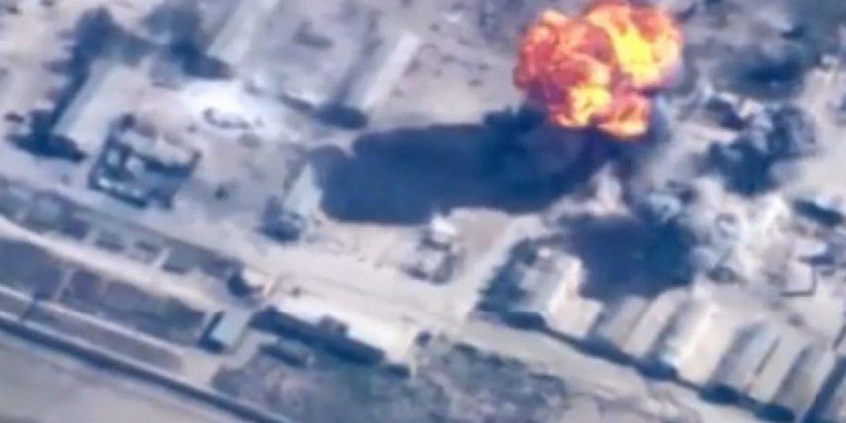 Ojo por ojo: Jordania publica video de bombardeos a ISIS en Siria
