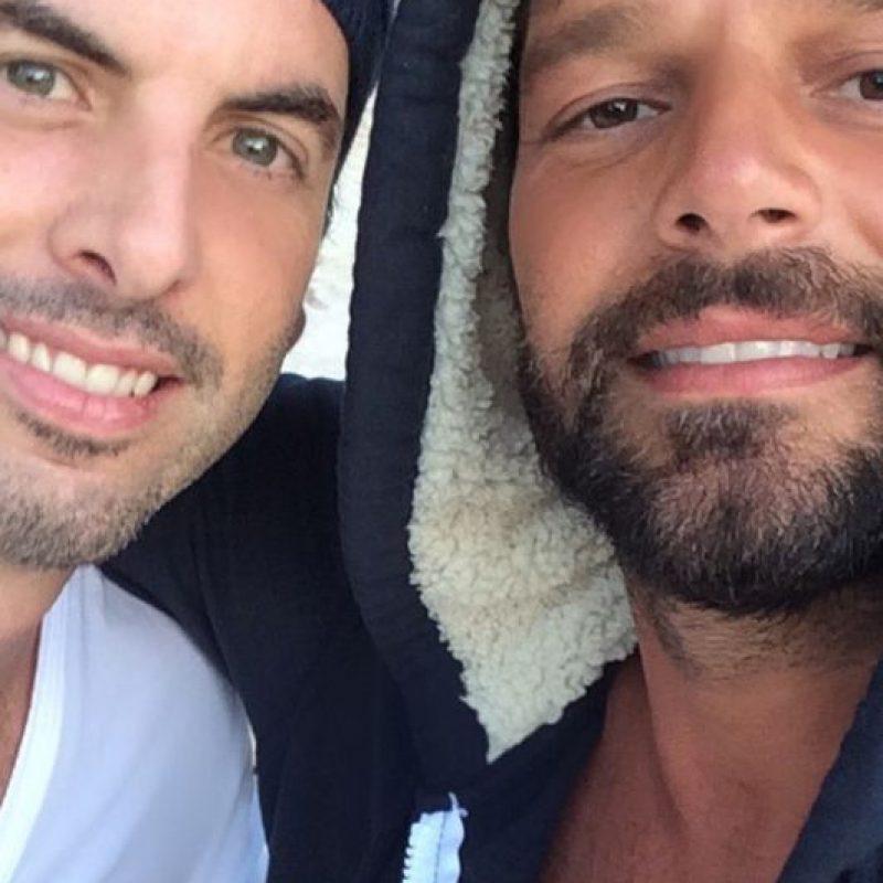 Y en medio de sus vida personal, tiene tiempo para hacerlo todo. Foto:Instagram/Ricky Martin
