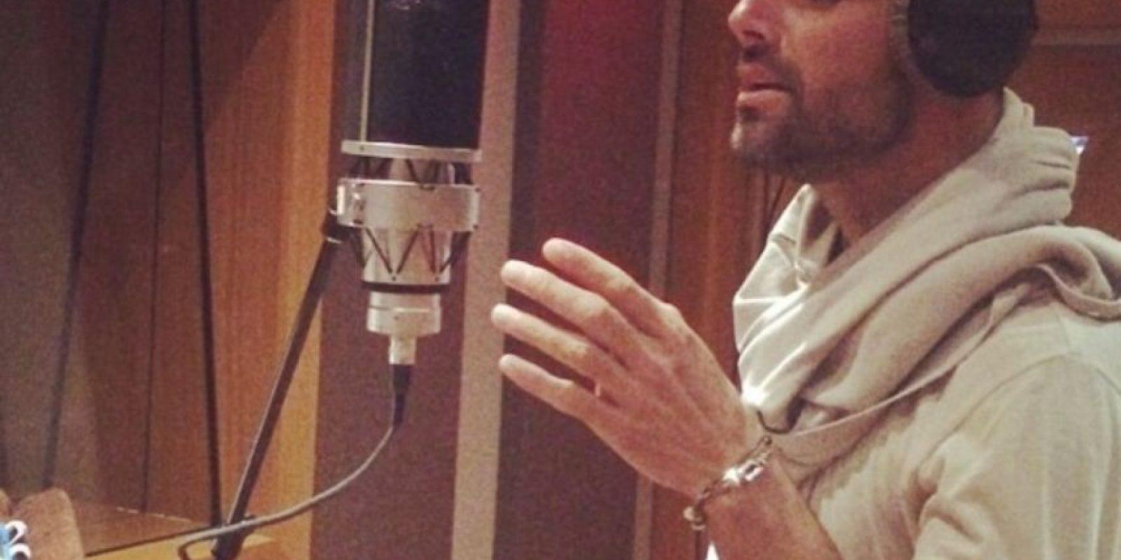 O desentraña aspectos de su trabajo. Foto:Instagram/Ricky Martin