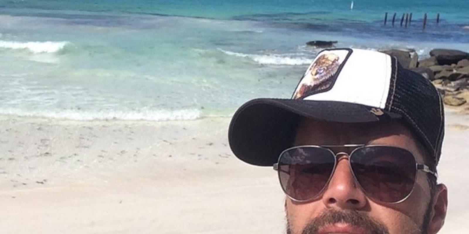 Sus fans y cibernautas en general le celebran todo. Foto:Instagram/Ricky Martin