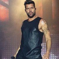 También conciertos y por supuesto, bromear. Foto:Instagram/Ricky Martin