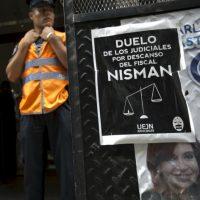 El caso del fiscal Nisman no afectará las elecciones presidenciales. Foto:AP