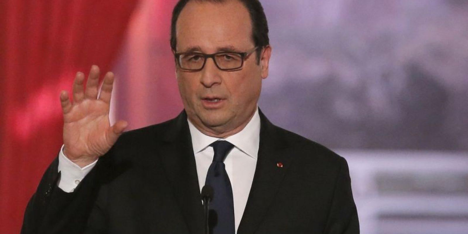 Hollande, dispuesto a cooperar con Rusia. Foto:AP