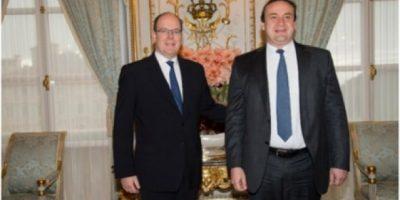 Autoridades buscan estrechar relaciones diplomáticas con Mónaco