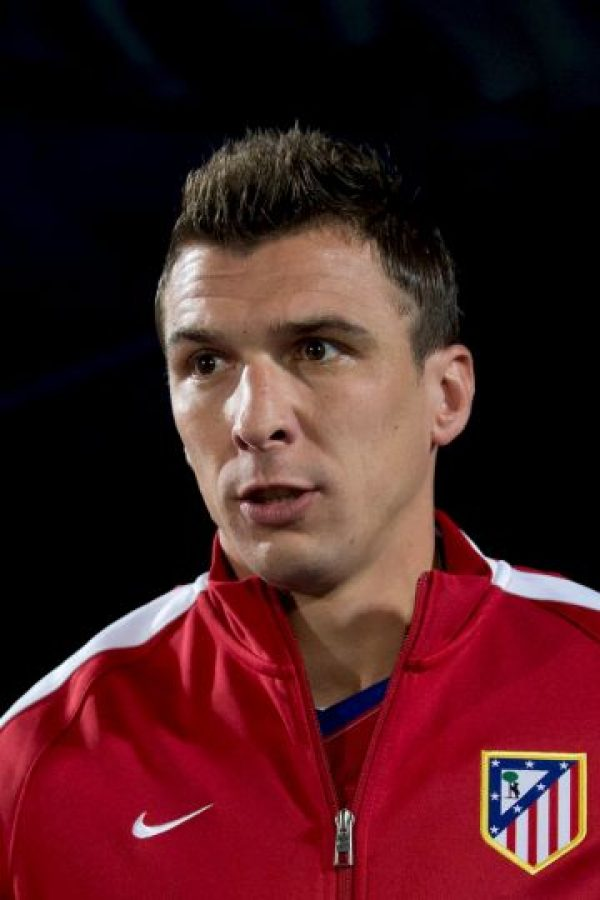 Mario Mandžukić – Atlético de Madrid Foto: Getty Images