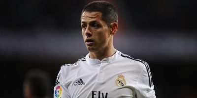 "Javier ""chicharito"" Hernández – Real Madrid Foto: Getty Images"