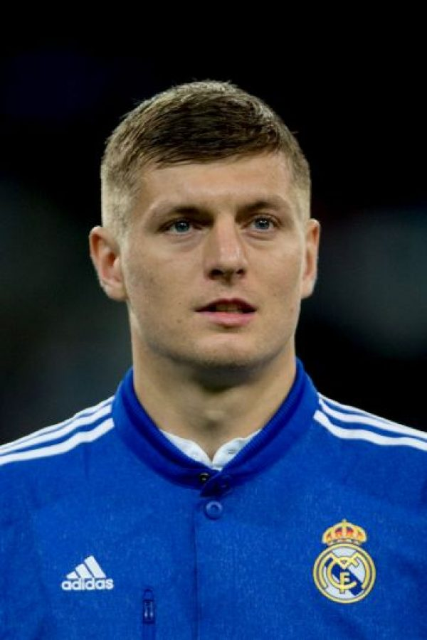 Toni Kroos – Real Madrid Foto: Getty Images