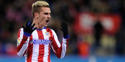 Antoine Griezmann – Atlético de Madrid Foto: Getty Images