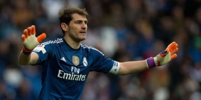 Iker Casillas – Real Madrid Foto: Getty Images