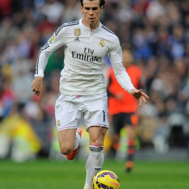 Gareth Bale – Gales Foto: Getty Images