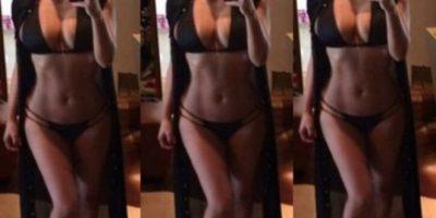 """¡Ya la vio! Kim Kardashian ofrece su """"análisis"""" de 50 Shades of Grey"""