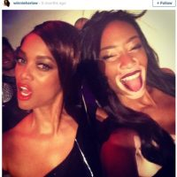 Es amiga personal de Tyra Banks Foto:Winnie Harlow/Instagram