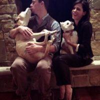 Son su familia. Foto:Facebook/Channing Tatum