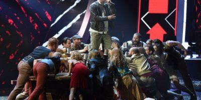 Rubén Blades y Calle 13 ganan los primeros Grammy a la música latina