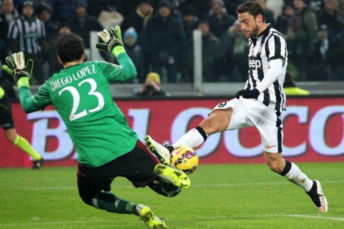 La Juve hizo más grande el mal momento del AC Milan con su victoria 3-1. Foto:AFP