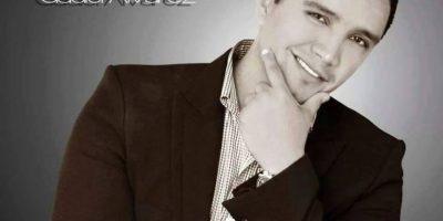 Gadiel Álvarez, presentador Foto:Facebook