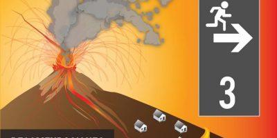 Conred emite recomendaciones por aumento de actividad volcánica