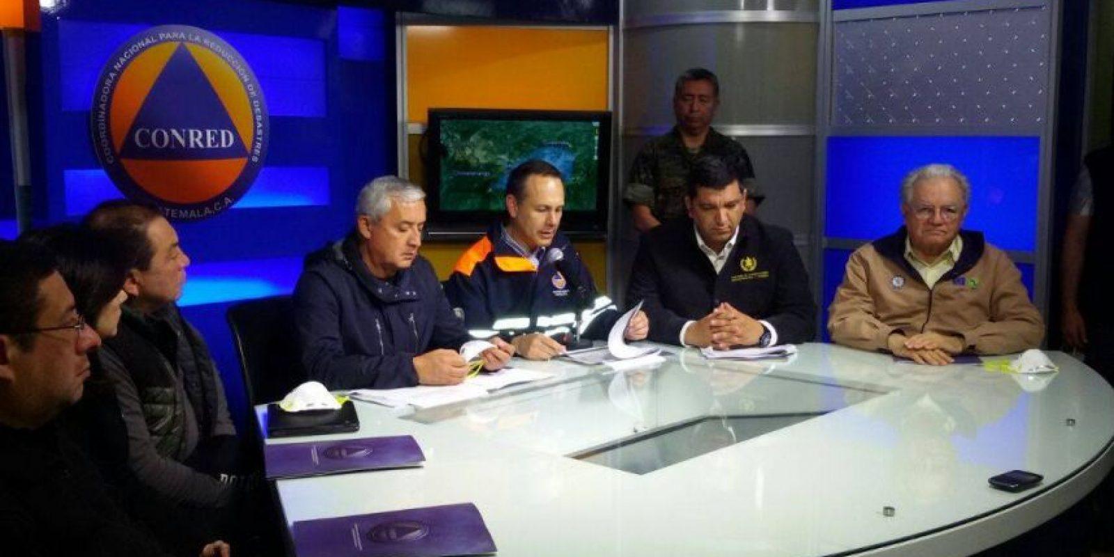 Conred en alerta anaranjada por erupción | Publinews