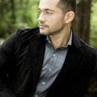 Oscar Croos, modelo Foto:Agencias