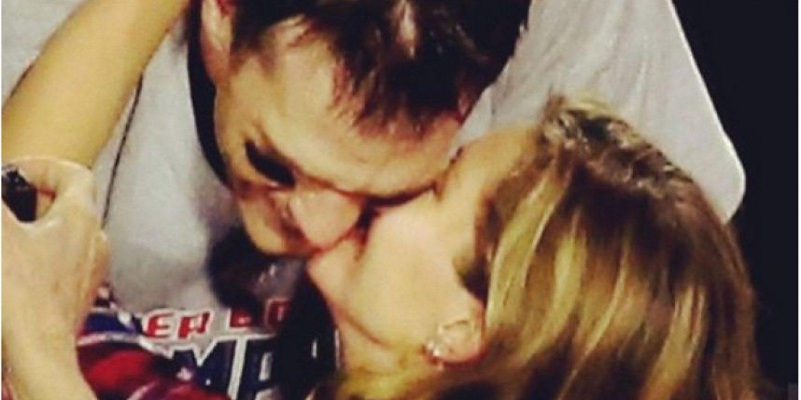 Gisele Bündchen celebró que el equipo de su marido, los New England Patriots, ganaron el Super Bowl. Foto:Instagram