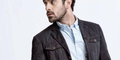 Fernando Mora, modelo Foto:Facebook