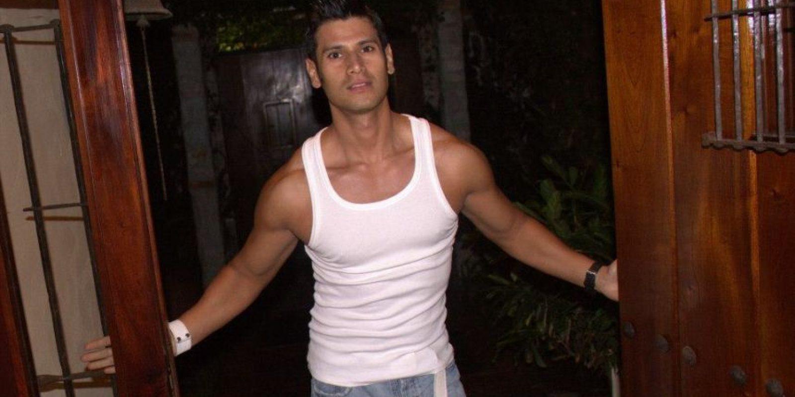 Jose Mario Betancour, modelo Foto:Facebook