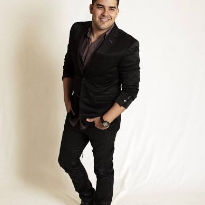 Juanfer Herrera, cantante Foto:Facebook