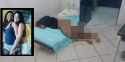 Las mujeres les dieron a los guardias whiskey con somníferos. Una de ellas era novia de los presos. Foto:Policía Militar Cuiabá.