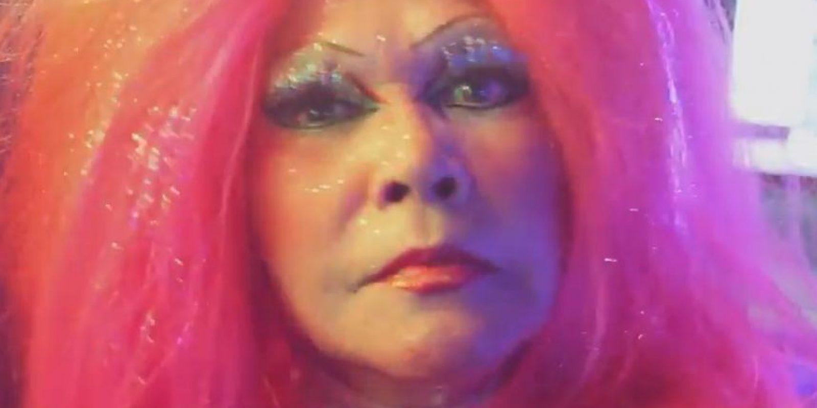 La Tigresa del Oriente vuelve con un homenaje kistch a sí misma Foto:Tigresa del Oriente/ Youtube