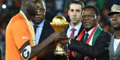 Costa de Marfil celebra su segundo título de la Copa Africana