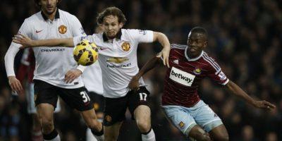 El United pasa por un complicado momento deportivo en la Liga Premier inglesa. Foto:AFP