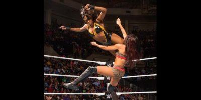 Naomi y Cameron se separaron Foto:WWE